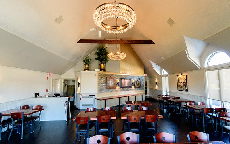 Function Rooms Restaurant 45
